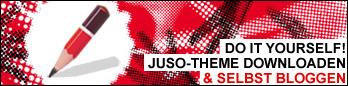 Juso-Template downloaden und selbst bloggen!